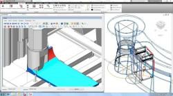 Symulacja-3D obróbek w 5 osiach